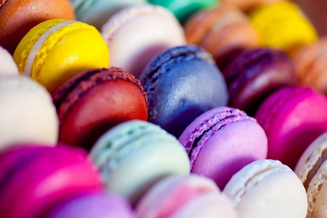 Macarons: Julien Haler - http://www.flickr.com/photos/titlap/