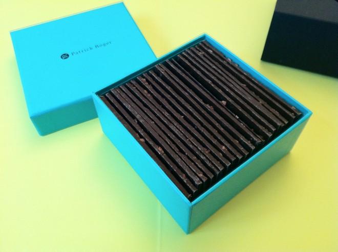 Chocolate - Divulgação da Patrick Roger