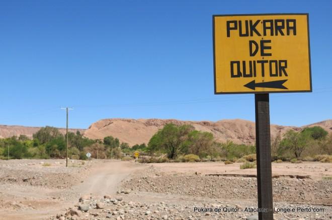 Pukara de Quitor _Atacama